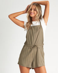 Bermuda Playsuit Overall (BYF)