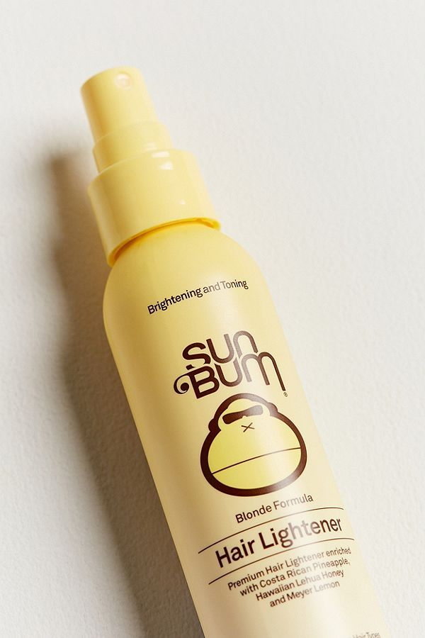 SunBum Blonde Hair Lightener