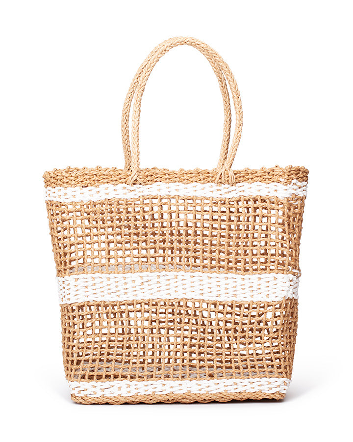 Belize Market Bag (White)