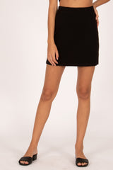 Early Access Skirt (BLK)