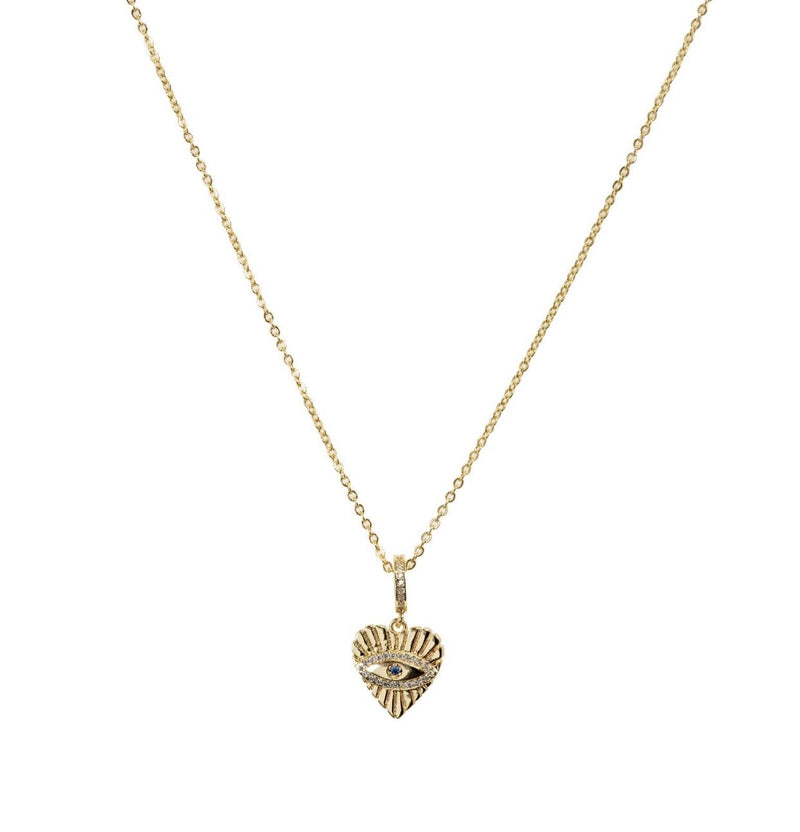 Kendra Heart Necklace PREORDER