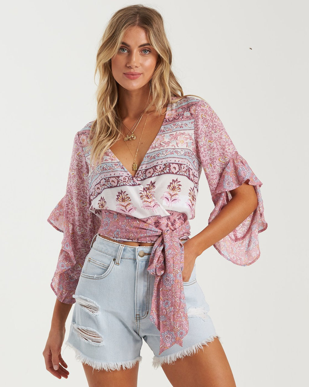 Summer Glow Top (MUL)