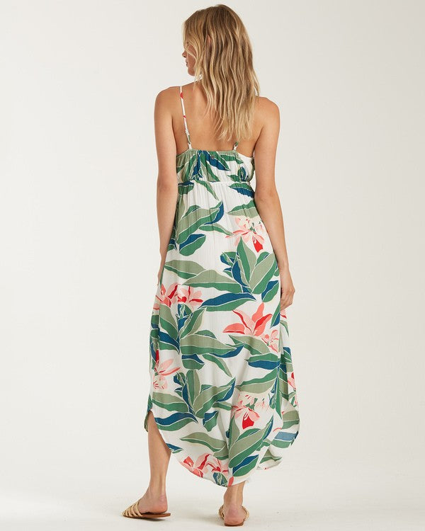 Like Minded Maxi Dress (MUL)