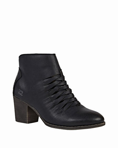 Sea You There Boot (BLK)