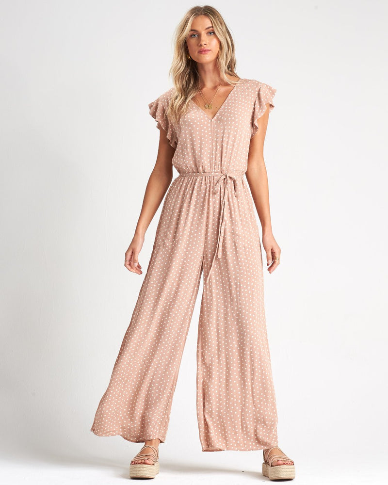 Hearts Game Jumpsuit (KHD)