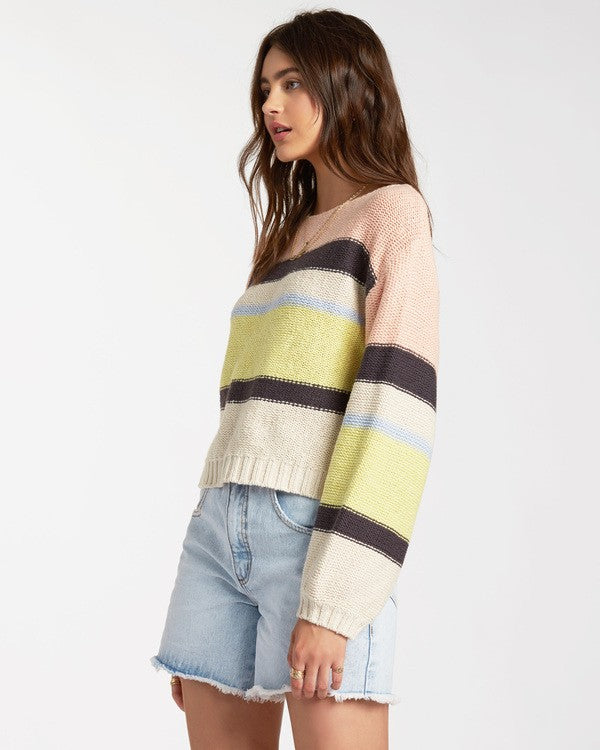 Seeing Stripes Sweater (LES)