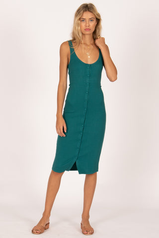 Morning Market Midi Tank Dress (EMD)