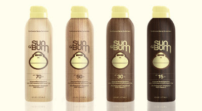 SunBum SPF Spray