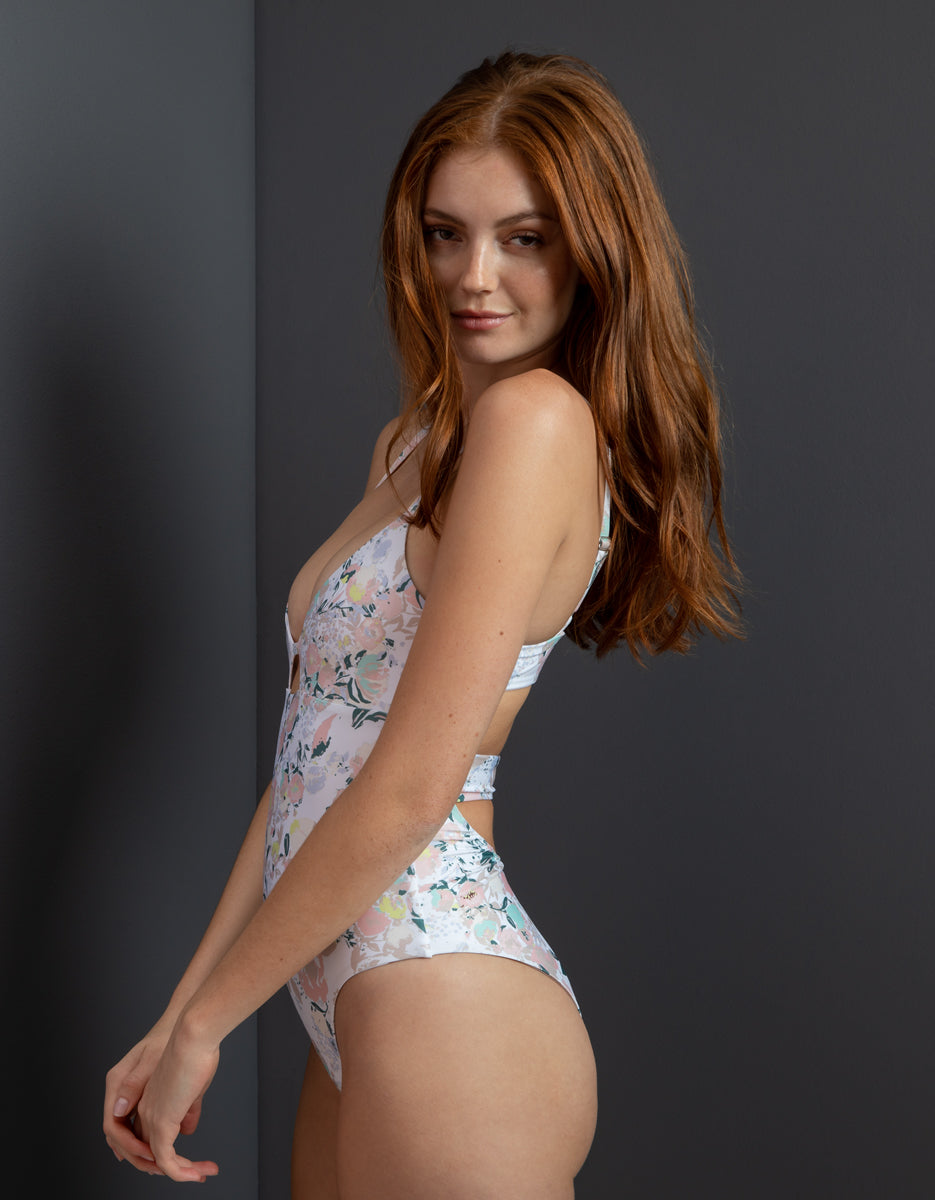 Adrian One Piece (Floral)