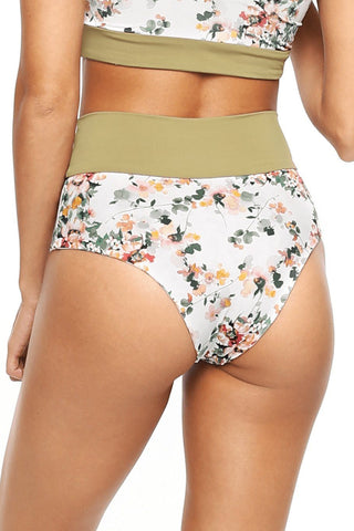 Venice Banded Bottom (Garden Party)