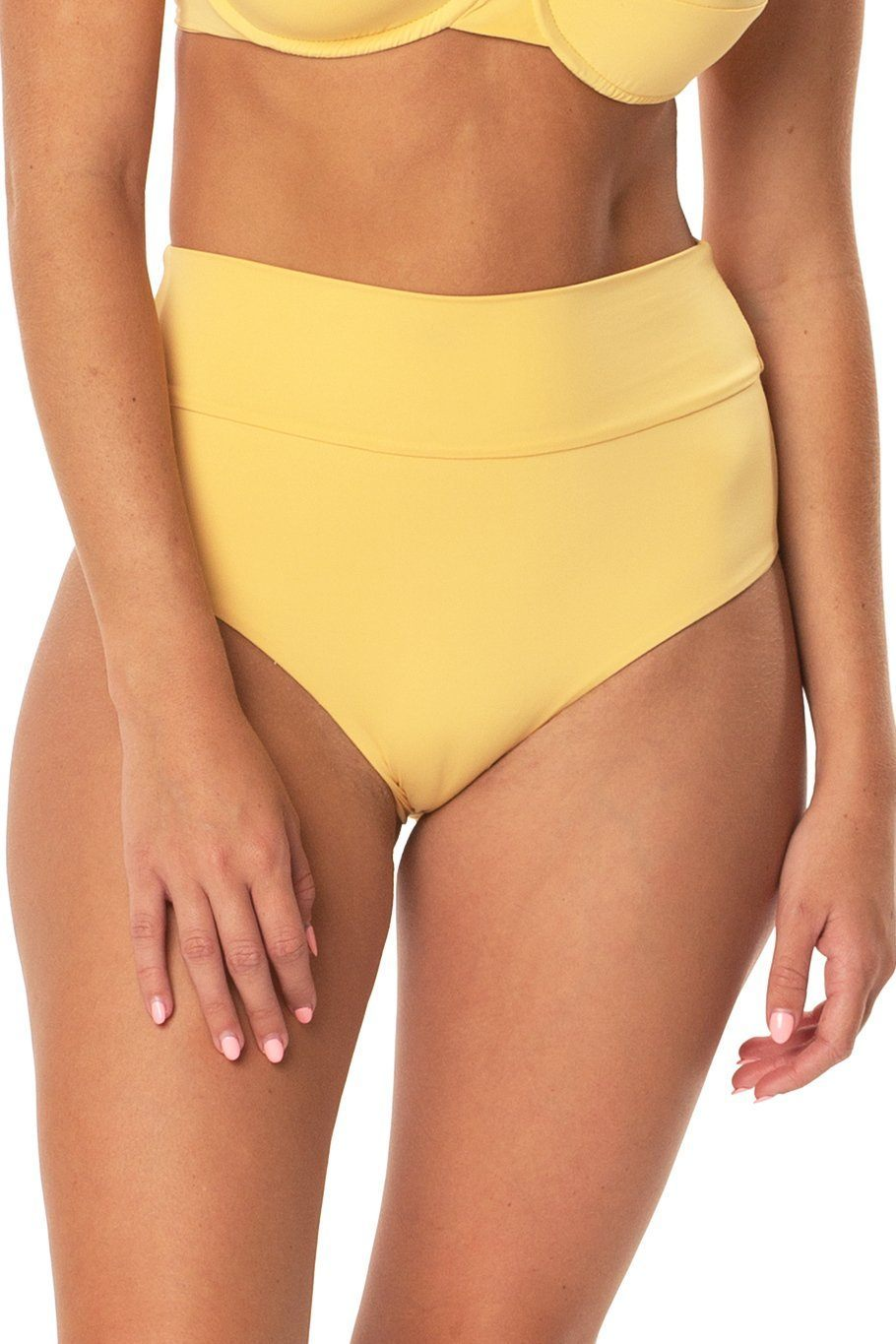 Venice Banded Bottom (Banana)