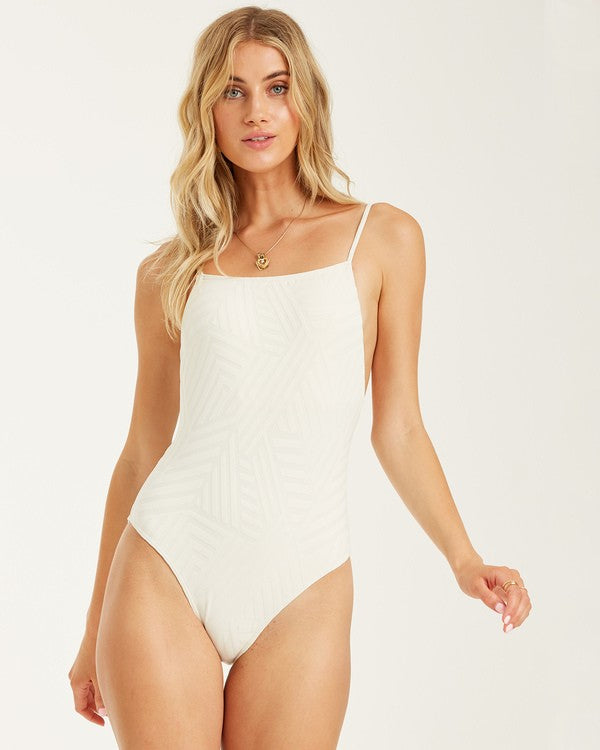 Peeky Days One Piece Swim (SCS)