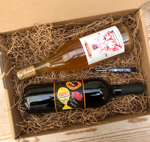 Natural Wine Box: Orange
