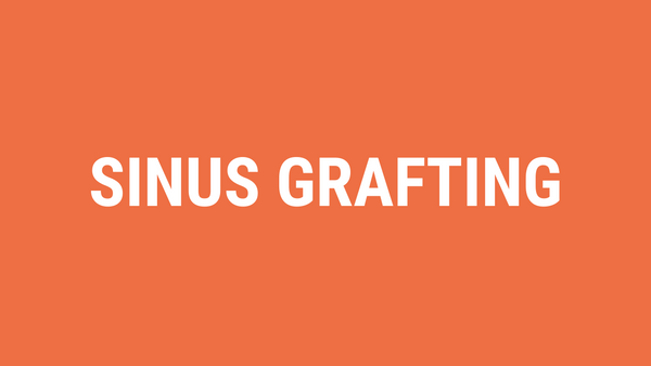 Sinus Grafting