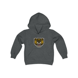 MVAA Youth Bear head hoodie