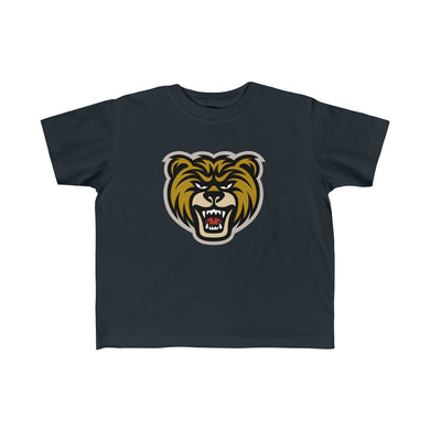 Toddler Bear Head Jersey Tee Jersey Tee