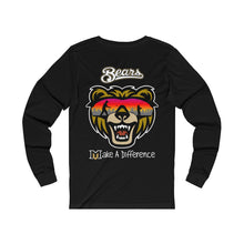 Load image into Gallery viewer, Bears Make a Difference Long Sleeve