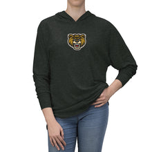 Load image into Gallery viewer, Bear Head Men's Shirtweight Tri-Blend Hoodie