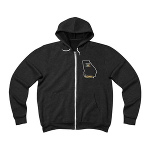 Mountain View Home Zip Front Light Weight Hoodie