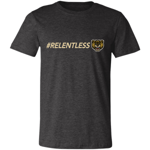 #Relentless Unisex Jersey Short-Sleeve T-Shirt
