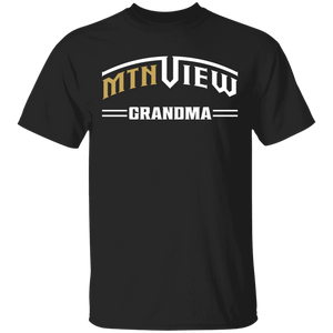 Mountain View Grandma 5.3 oz. T-Shirt