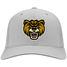 Load image into Gallery viewer, Bear Head Embroidered Twill Hat