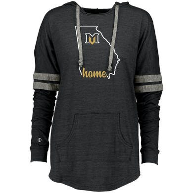 MV Home Ladies Hooded Low Key Pullover