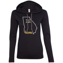 Load image into Gallery viewer, MV Home Ladies' LS T-Shirt Hoodie