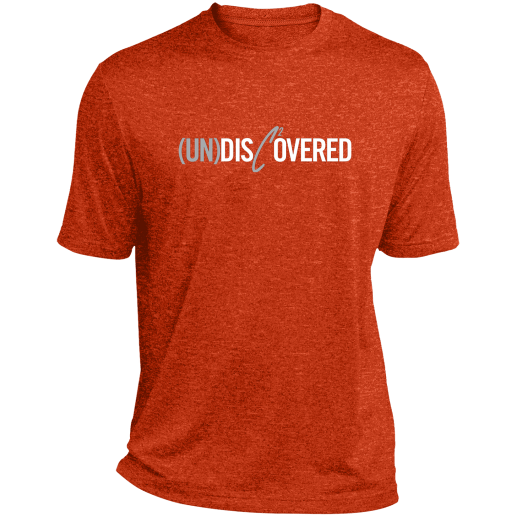 (un)disC2overed Auto Logo Heather Dri-Fit Moisture-Wicking T-Shirt