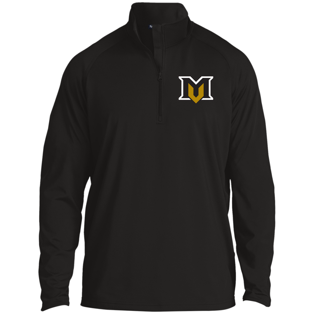 MV 1/2 Zip Raglan Performance Pullover