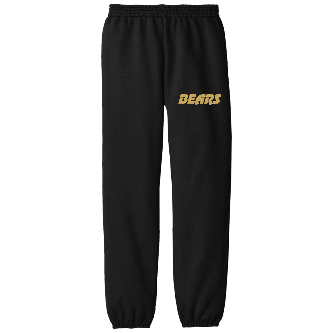 Bears Youth Fleece Pants