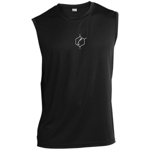 (un)disC2overed HEXA Auto Logo Sleeveless Performance T-Shirt