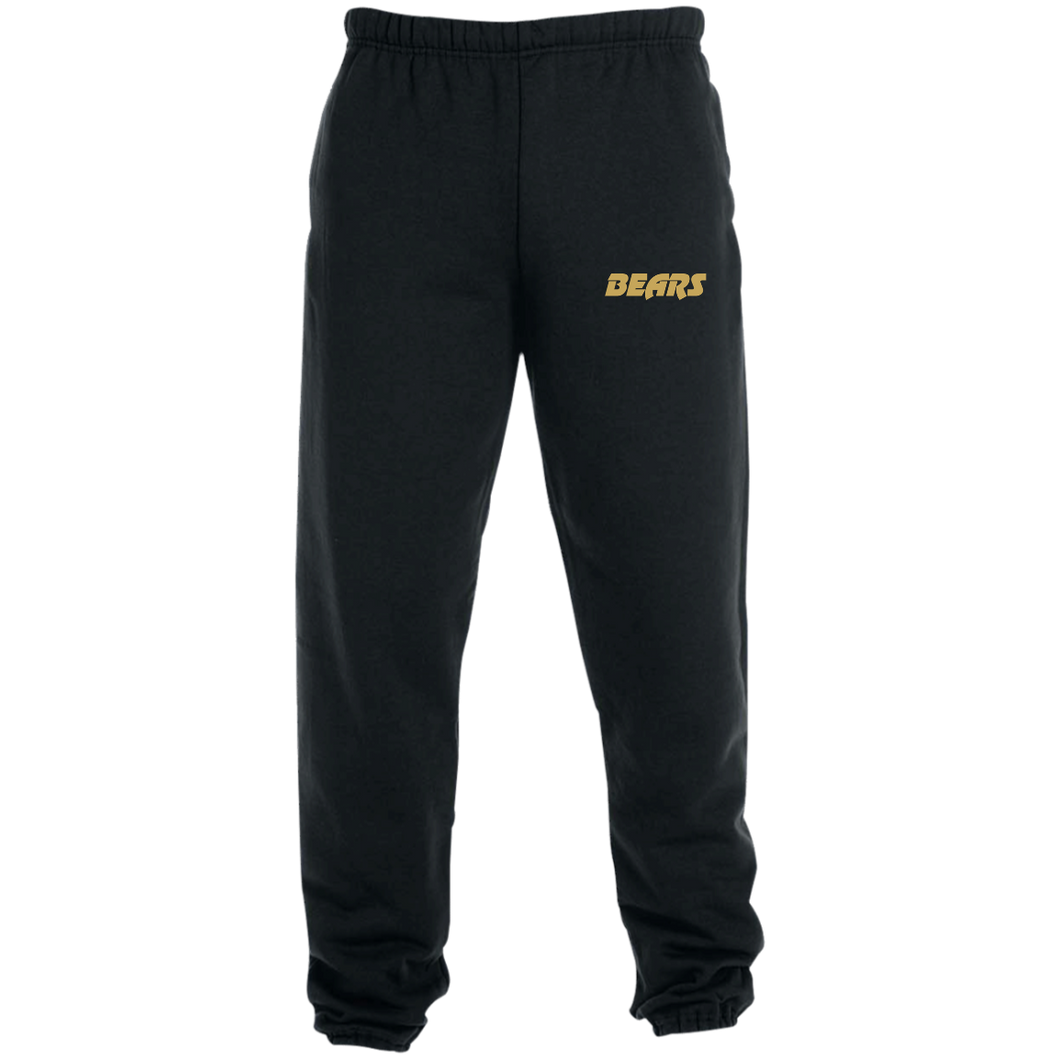 Bear Sweatpants with Pockets