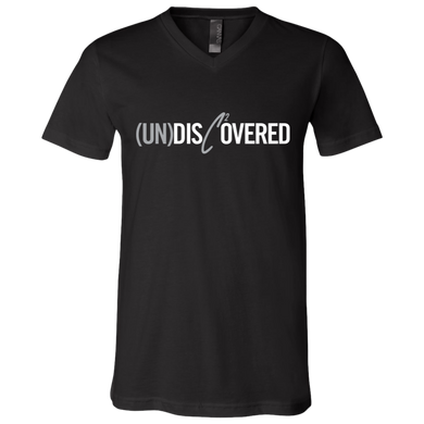 (un)disC2overed Auto Logo Jersey SS V-Neck T-Shirt