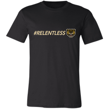 Load image into Gallery viewer, #Relentless Unisex Jersey Short-Sleeve T-Shirt