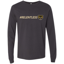 Load image into Gallery viewer, #Relentless Men's Jersey LS T-Shirt