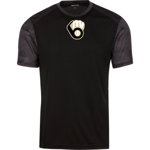 Fall20 MVAA Logo Youth CamoHex Colorblock T-Shirt