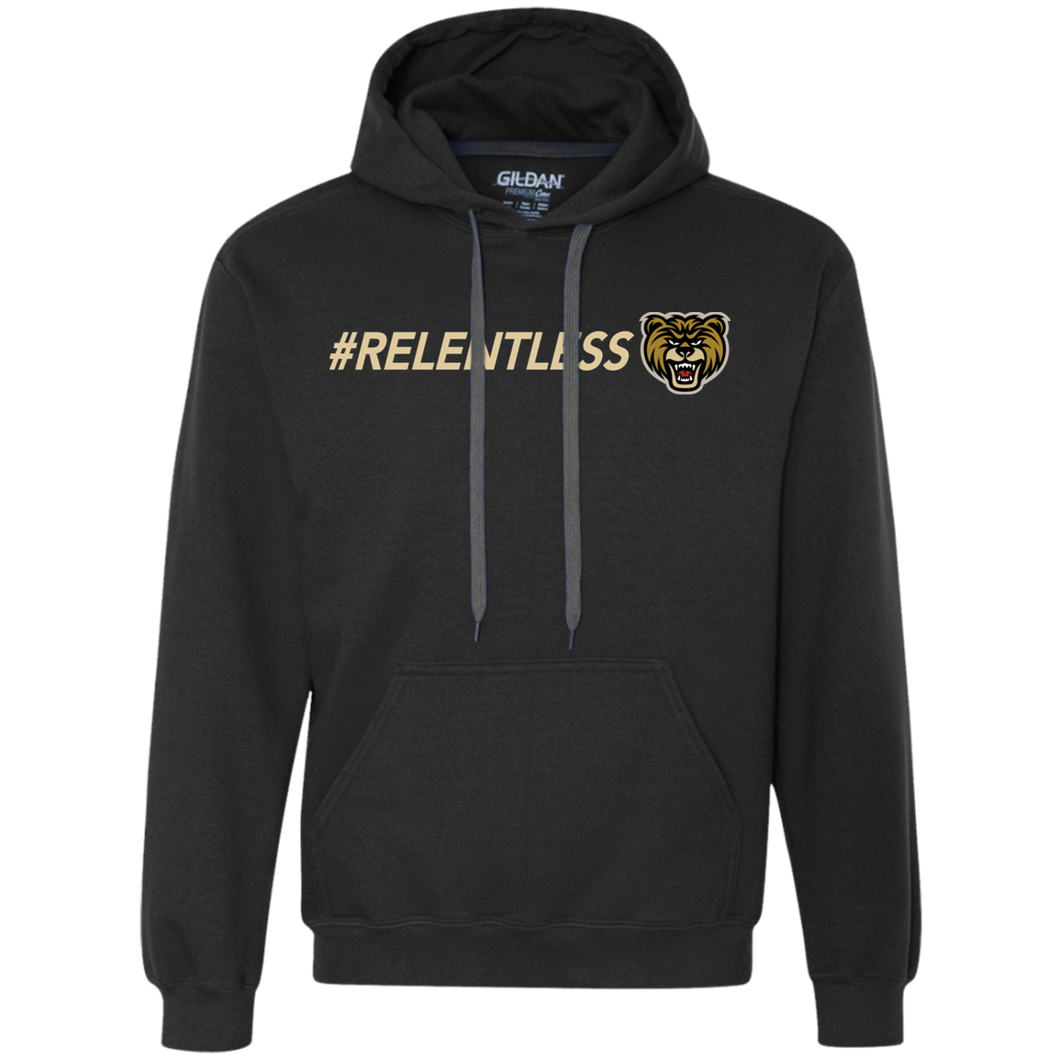 #Relentless Heavyweight Pullover Fleece Sweatshirt