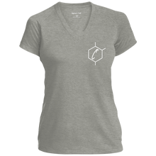 Load image into Gallery viewer, (un)disC2overed Auto Hexa Logo Ladies' Performance T-Shirt