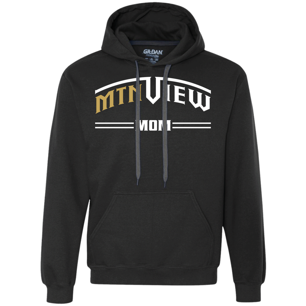 Mountain View Mom Heavyweight Pullover Fleece Sweatshirt