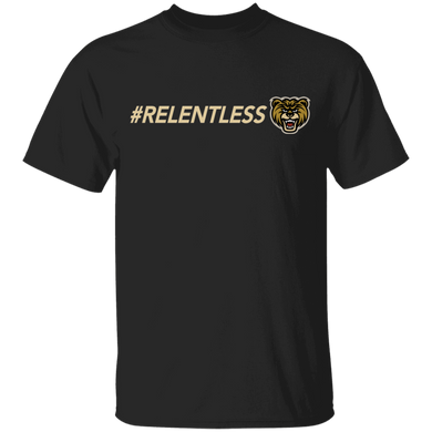 #Relentless Youth 5.3 oz 100% Cotton T-Shirt