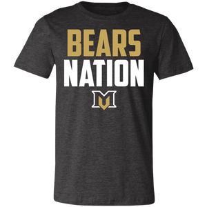 Bears Nation Jersey Short-Sleeve T-Shirt