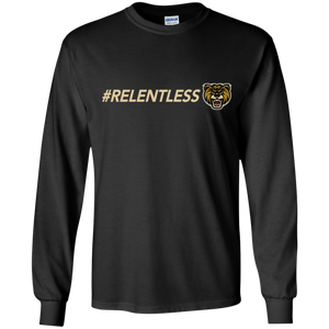 #Relentless Youth LS T-Shirt