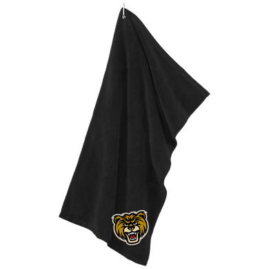 Bears Microfiber Golf Towel