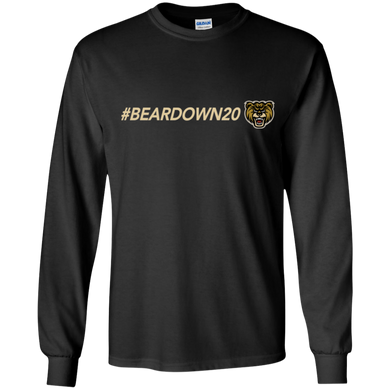 #Beardown20 Youth LS T-Shirt