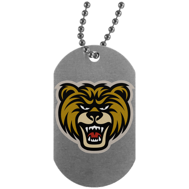 Bear Dog Tag