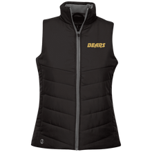 Load image into Gallery viewer, Bears Ladies' Quilted Vest