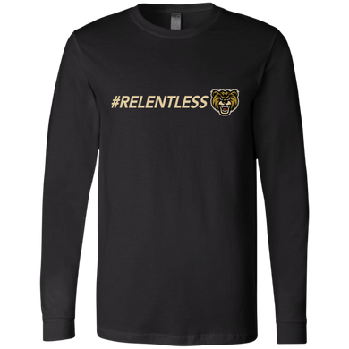 #Relentless Men's Jersey LS T-Shirt