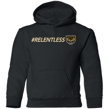 Load image into Gallery viewer, #Relentless Youth Pullover Hoodie