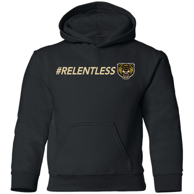 #Relentless Youth Pullover Hoodie